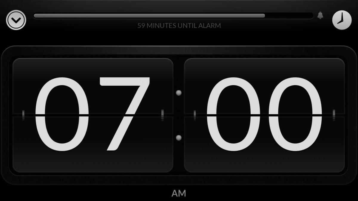 Uykuların korkulu rüyası saatler ve alarmlar...
