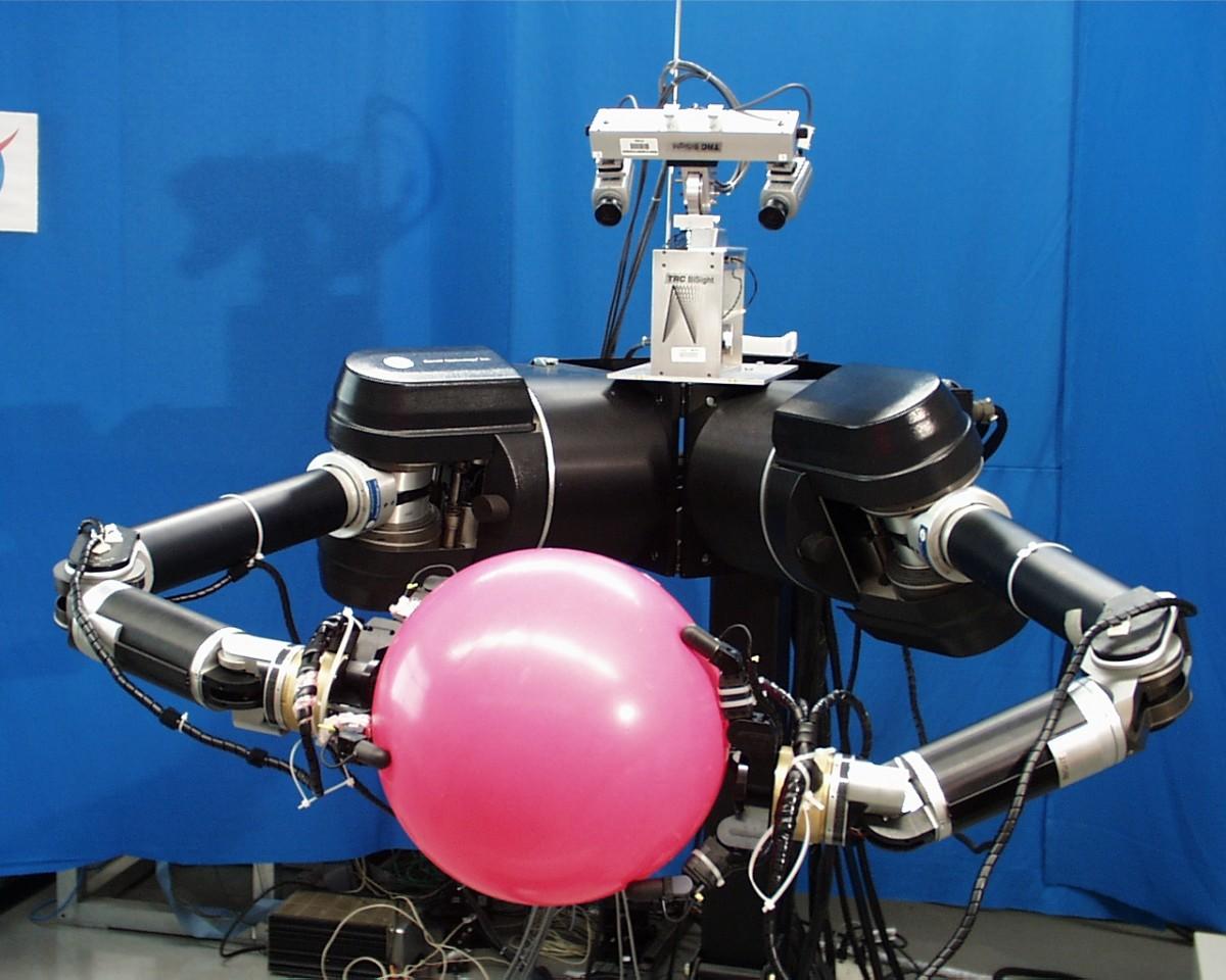 Deneyimleme yoluyla öğrenen bir robot...